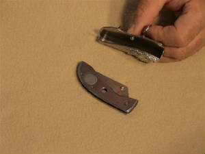 The Worlds Fastest Belt Buckle Knife! Bucklehead!