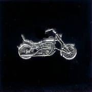 Sterling Silver Motorcycle - Click Below To View Our Add Sterling Silver Pages!
